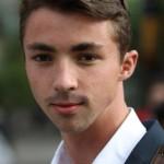 VSE honours student Logan Graham, Rhodes Scholarship winner.