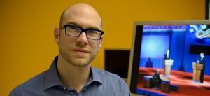 Dr. Erik Snowberg (photographer: Lance Hayashida, Caltech)